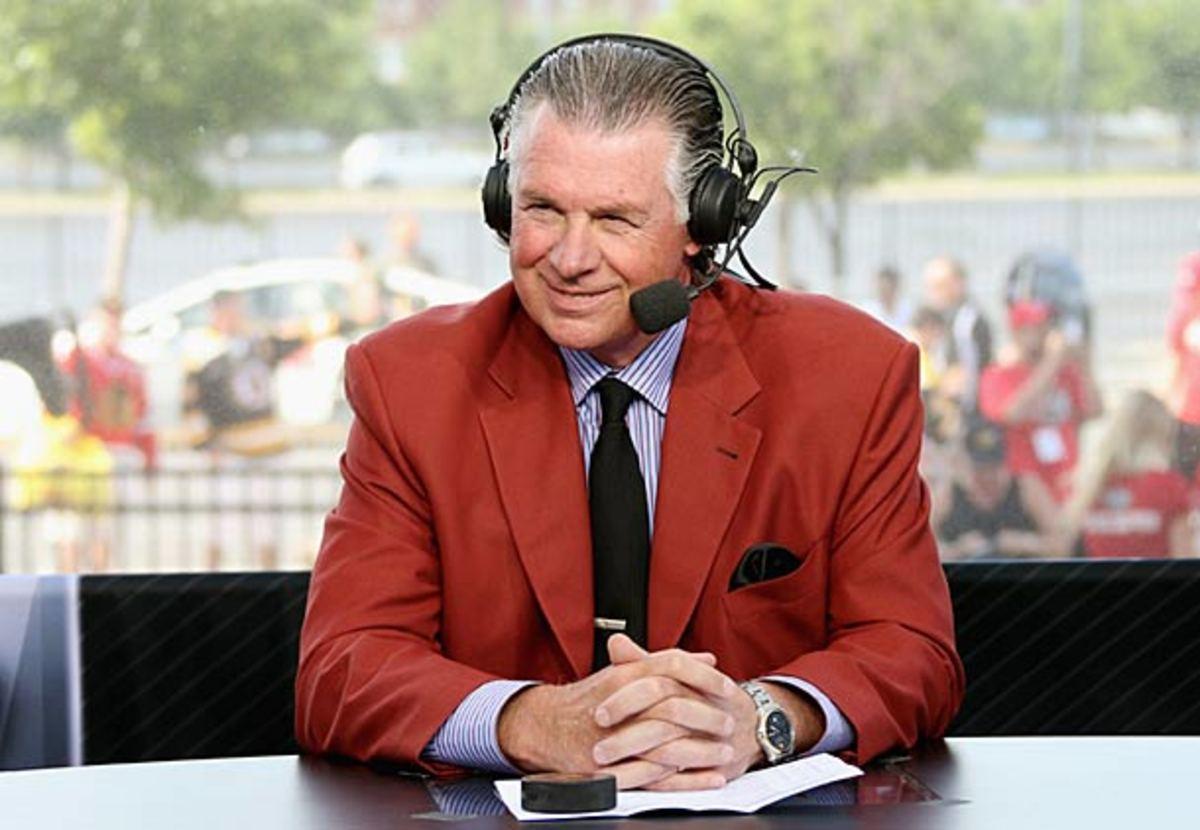 Barry Melrose of ESPN