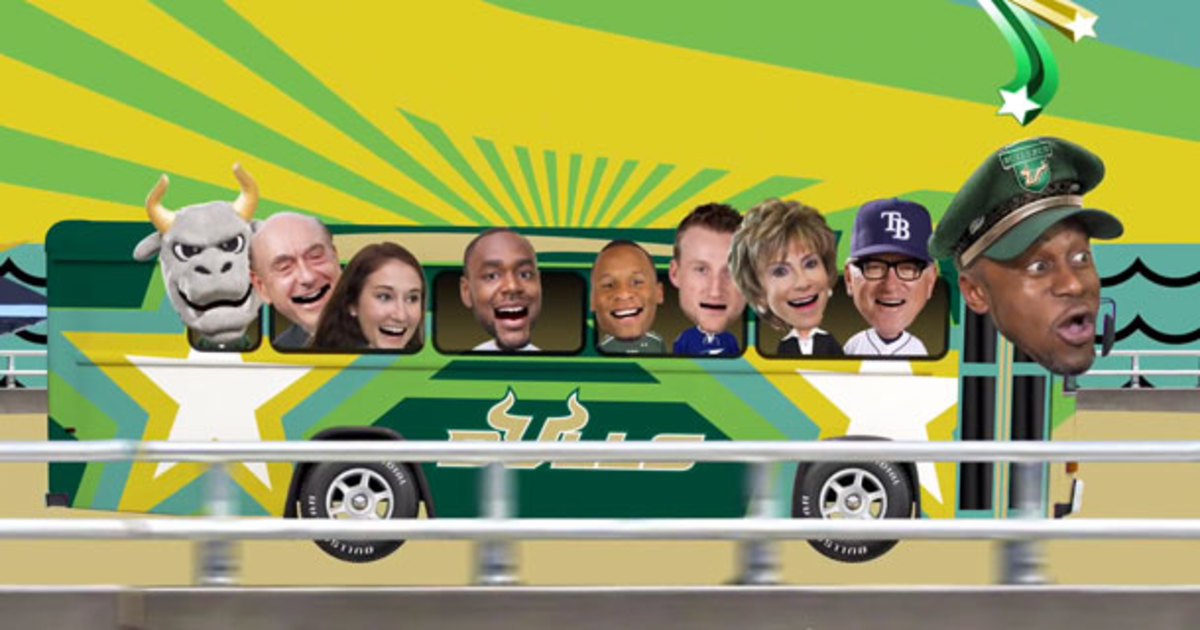 Willie Taggart's Magic School Bus