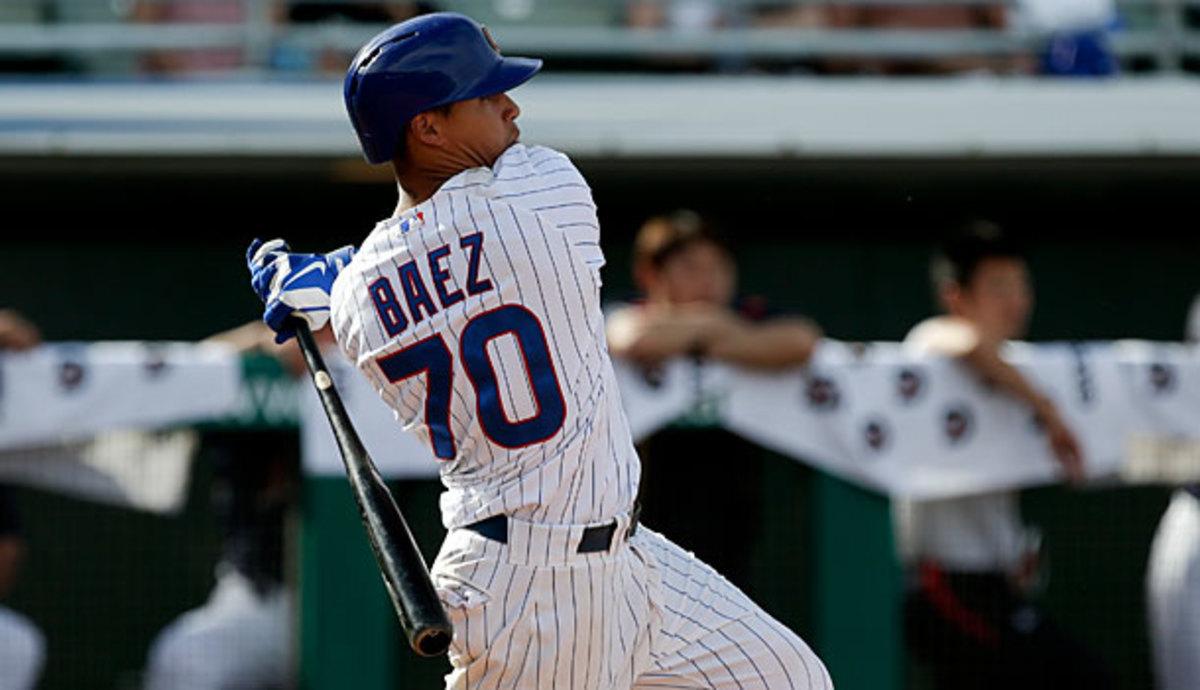 Javier Baez, Cubs
