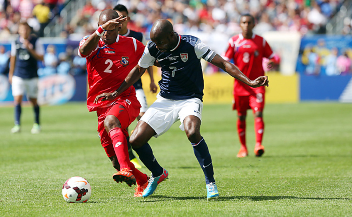 DaMarcus Beasley captained the U.S. to their first Gold Cup win since 2007
