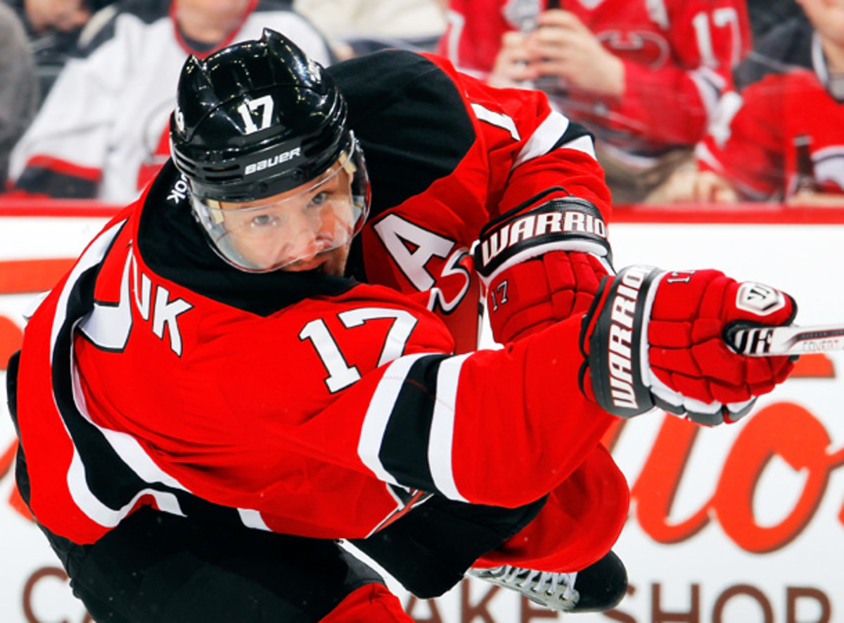 Ilya Kovalchuk shocked the Devils when he abruptly retired from the NHL, but the team's bottom line may be better off without him. [Jim McIsaac/Getty Images]