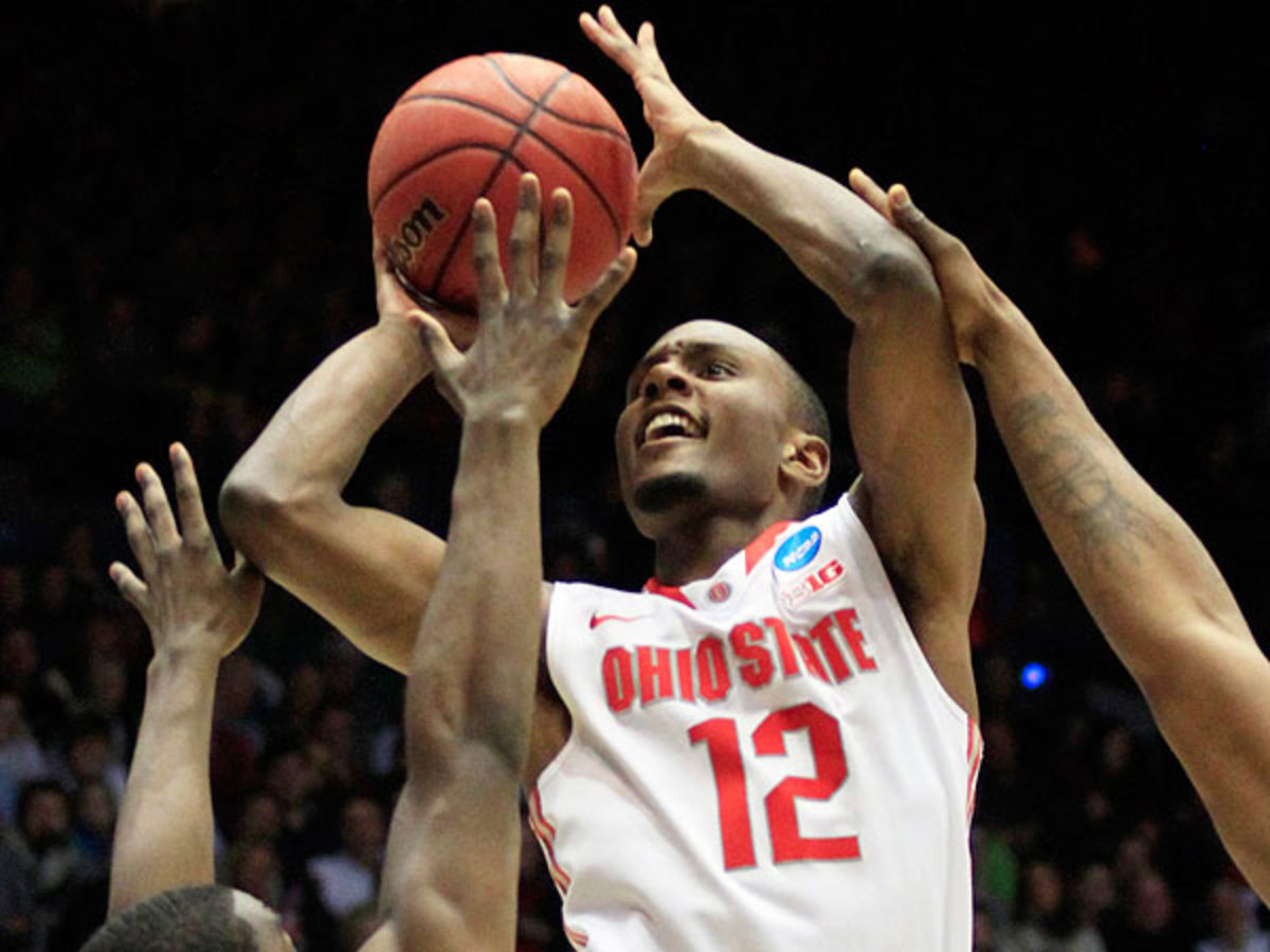 If Ohio State's win over Iona is any indication, the Buckeyes could be in better shape than they were last tournament season. (Skip Peterson/AP)