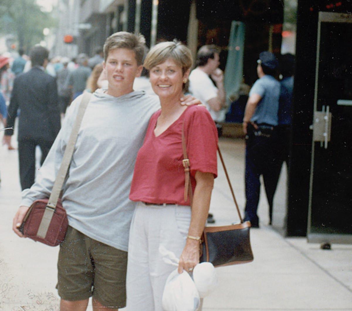 Tom and Galynn Brady :: Courtesy of the Brady family