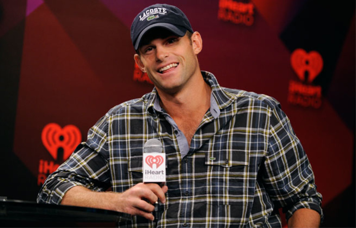 Fox Sports is banking on Andy Roddick's big personality to help carry its new SportsCenter competitor Fox Sports Live.