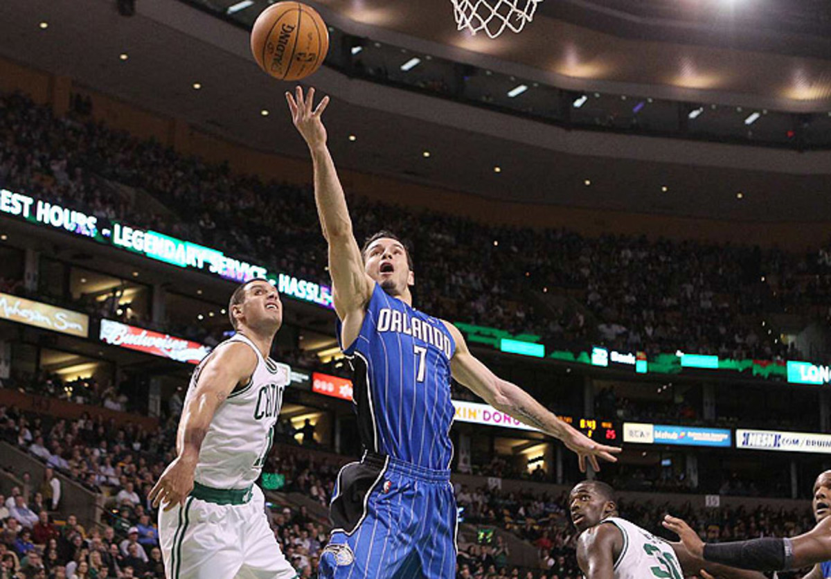 J.J. Redick went from Orlando to Milwaukee in a multi-player deal.