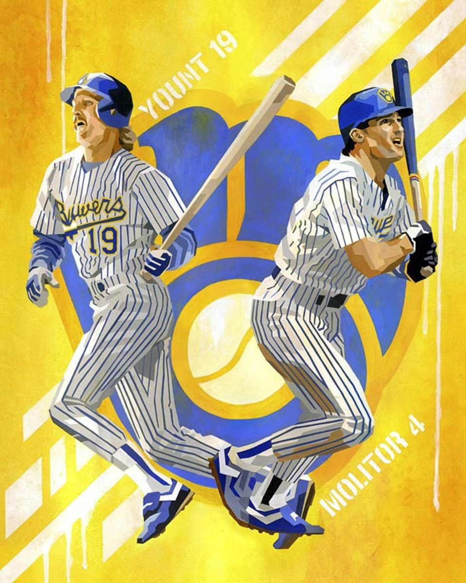 Robin Yount and Paul Molitor