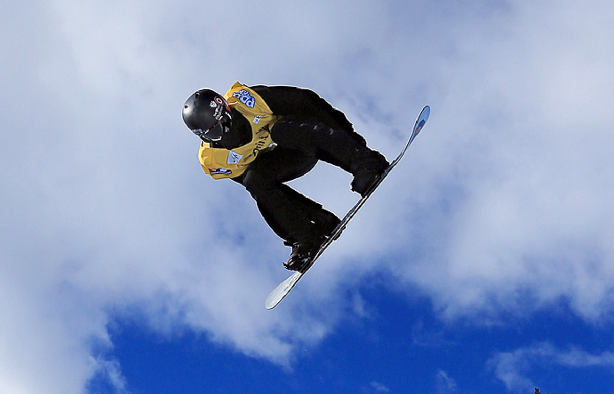 Shaun White claimed the gold in the superpipe at the 2013 X Games in Aspen.