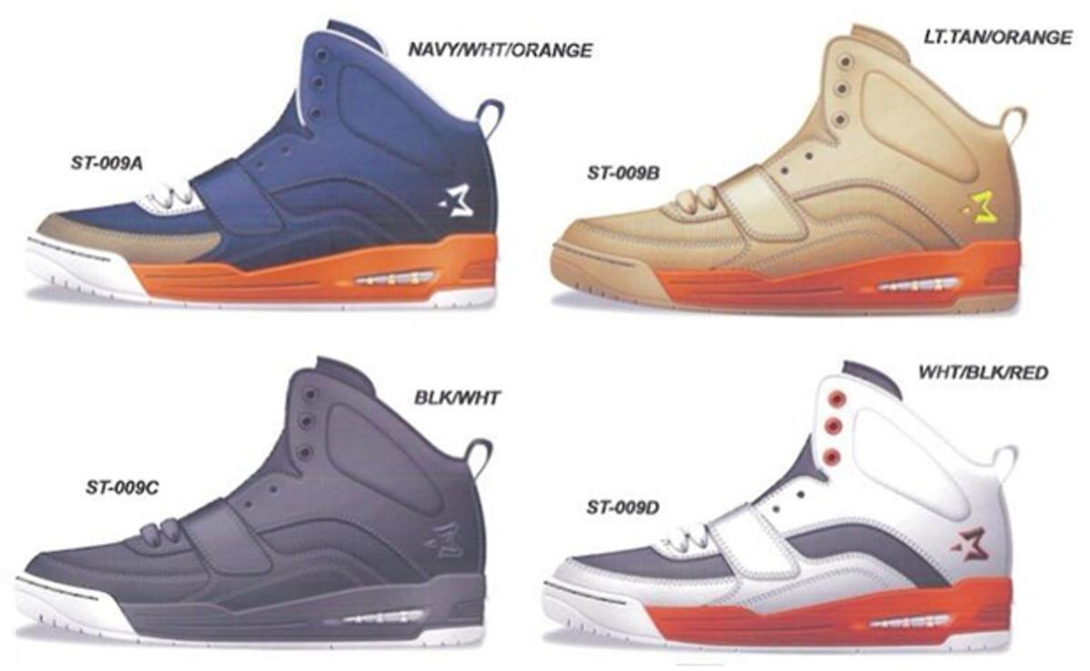 Stephon Marbury's Starbury Shoes Are