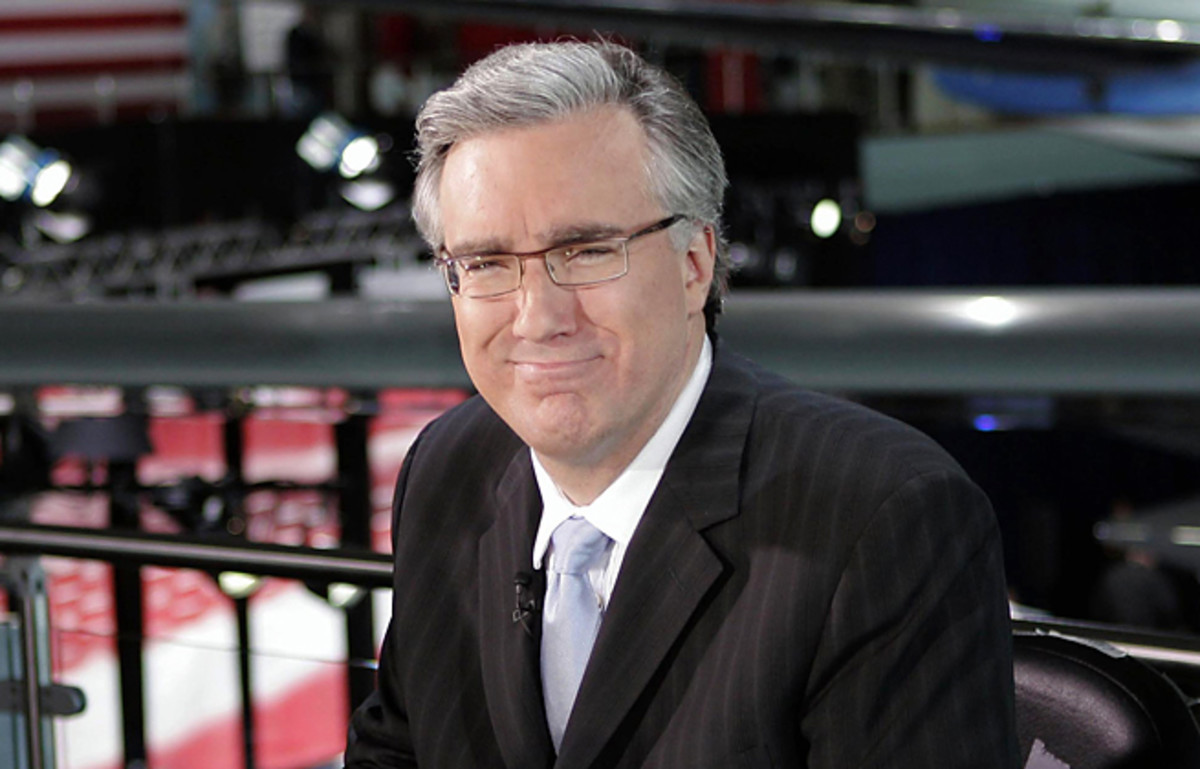 Keith Olbermann's new ESPN show will draw, and limit, viewers based on their opinions of the host.