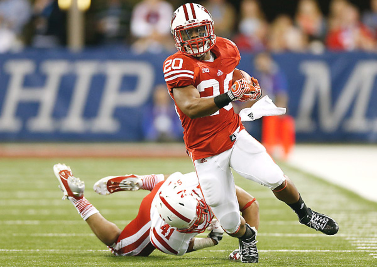 With Montee Ball gone, James White finally has his chance to shine at Wisconsin.