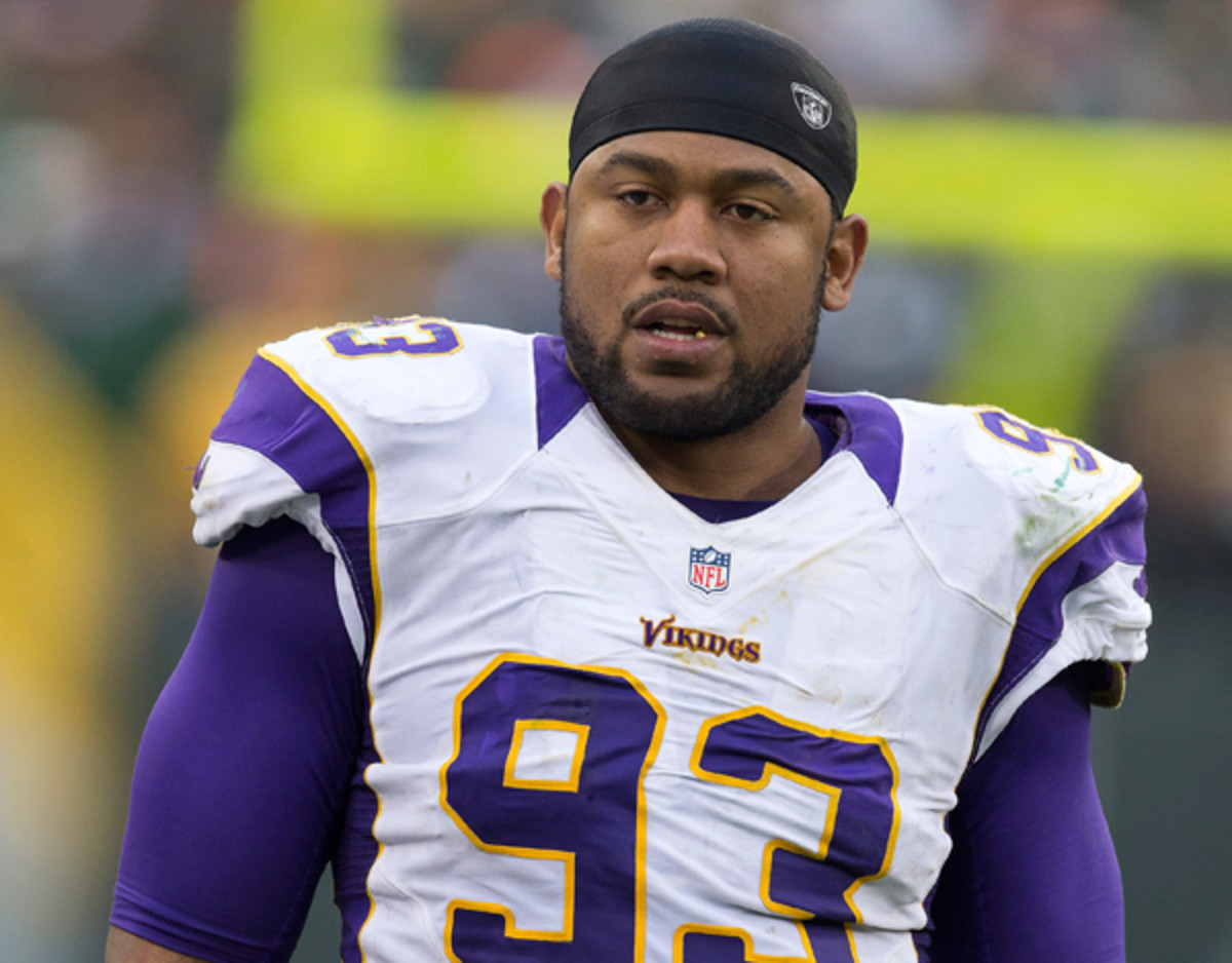 Kevin Williams' season with the Minnesota Vikings was put in jeopardy by a questionable block.