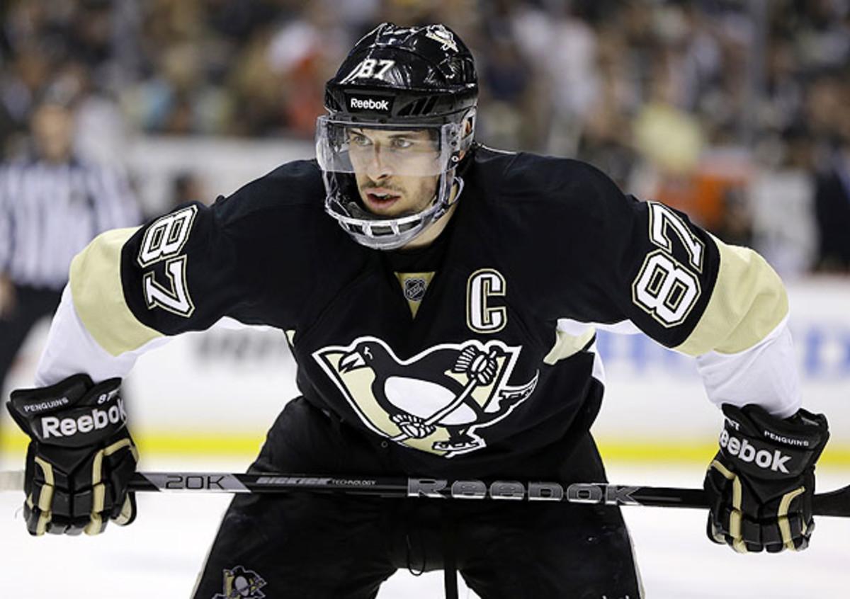 Sidney Crosby has been unstoppable for the Penguins despite the Sens boasting elite defensemen. (Gene J. Puskar/AP)
