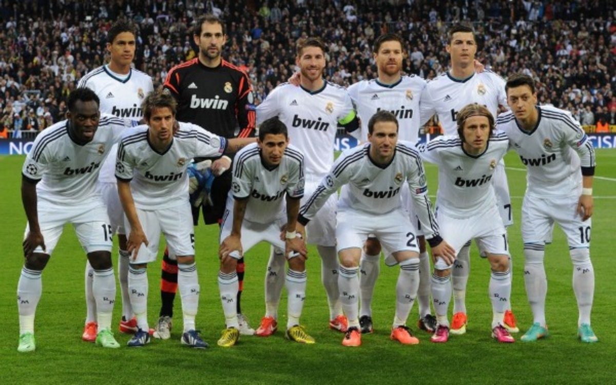 Real Madrid is the world's most valuable team, according to Forbes Magazine. (Getty Images)