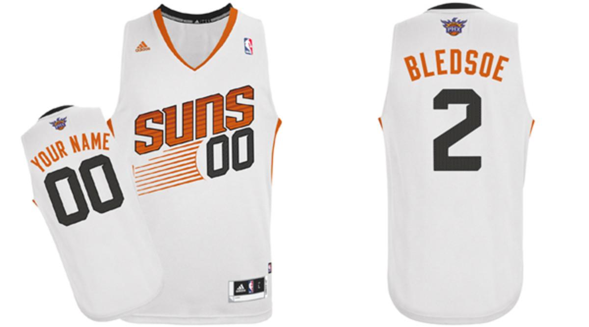 The Suns' new white home jersey. (ShopSuns.com)