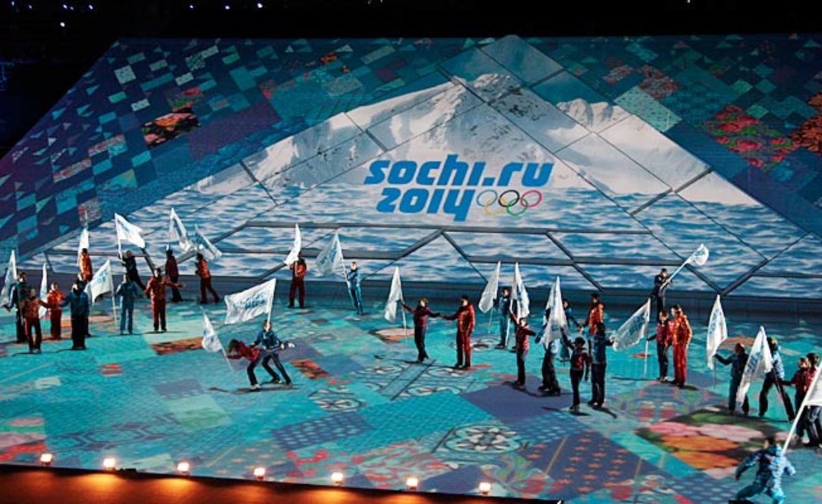 Anti-gay laws and allegations of corruption are casting clouds of controversy over the Sochi Olympics.