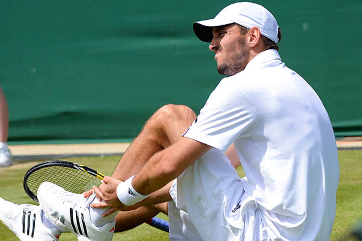 Some are rallying to Viktor Troicki's defense in light of him skipping a blood test. (Adrian Dennis\Getty Images)