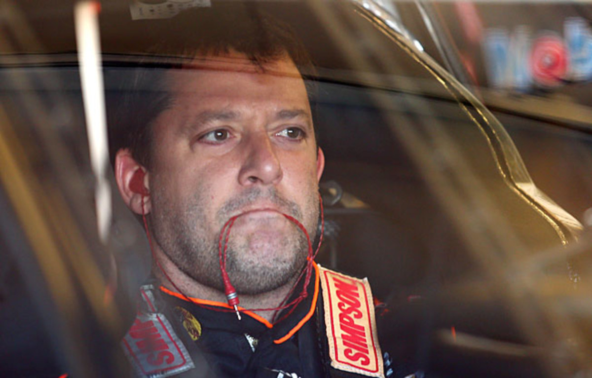 Mr. Dirt: Tony Stewart owns the track in Ohio where NASCAR will return to its roots.