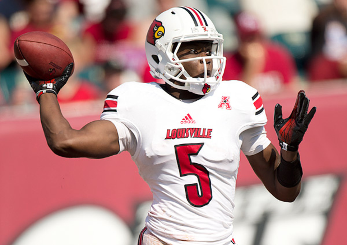 Teddy Bridgewater has thrown for 25 touchdowns and just three interceptions this season.