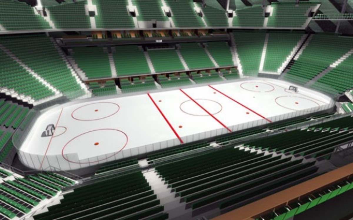 Seattle could be the next city to get an NHL franchise. (Photo by SonicsArena.com)