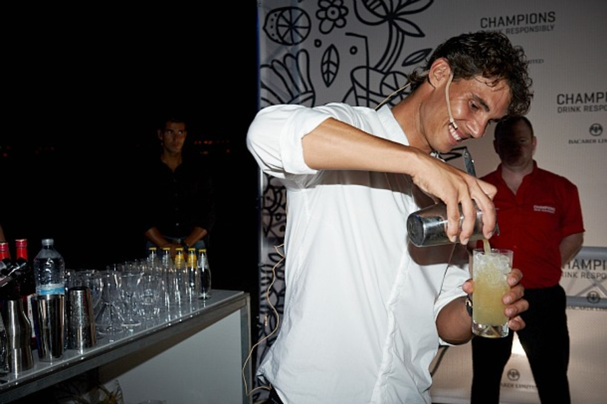 Getty Images for Bacardi