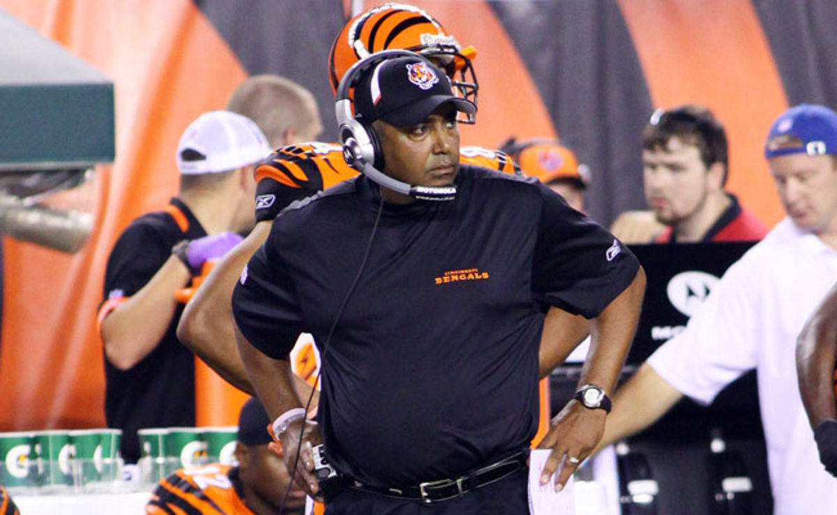 Marvin Lewis' Bengals team will once again be featured on HBO's 'Hard Knocks' this summer.