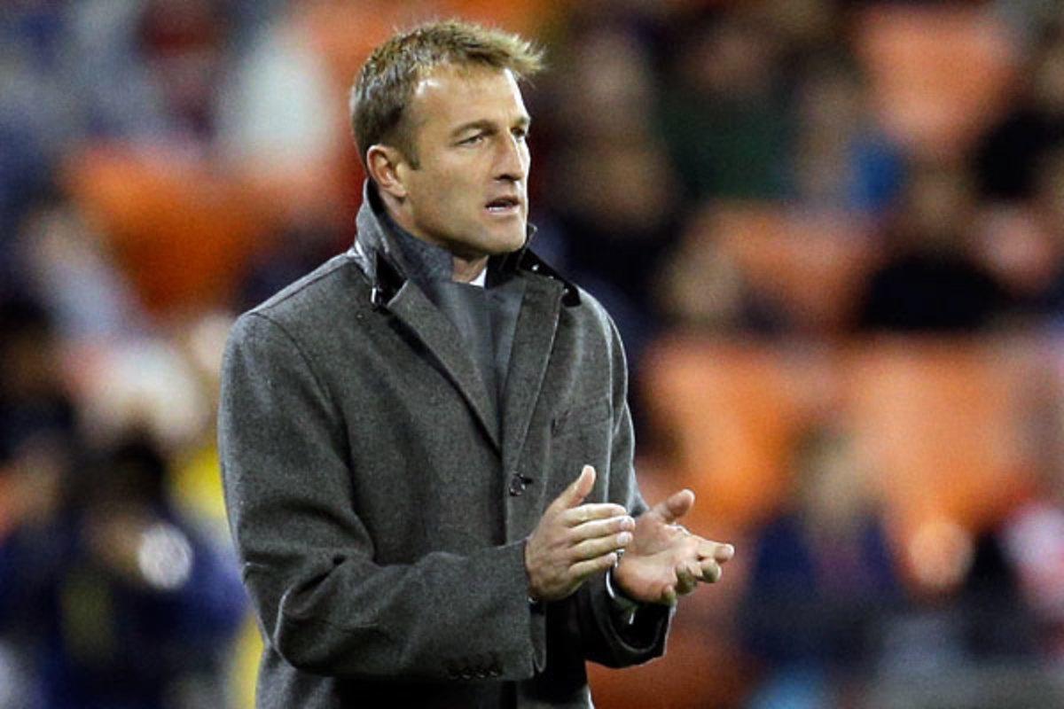 Jason Kreis has been Real Salt Lake's head coach since May 2007. (AP)
