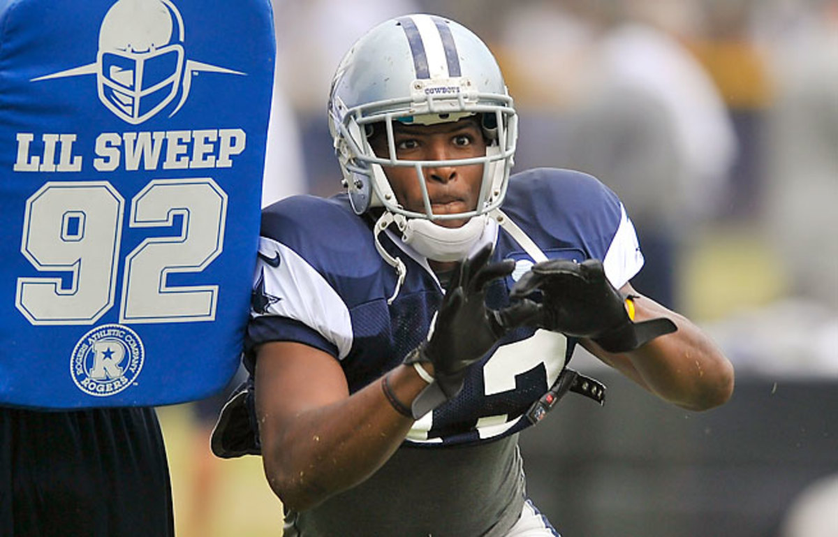 Cowboys DB Barry Church suffered a chipped tooth that required a root canal after eating a candy.