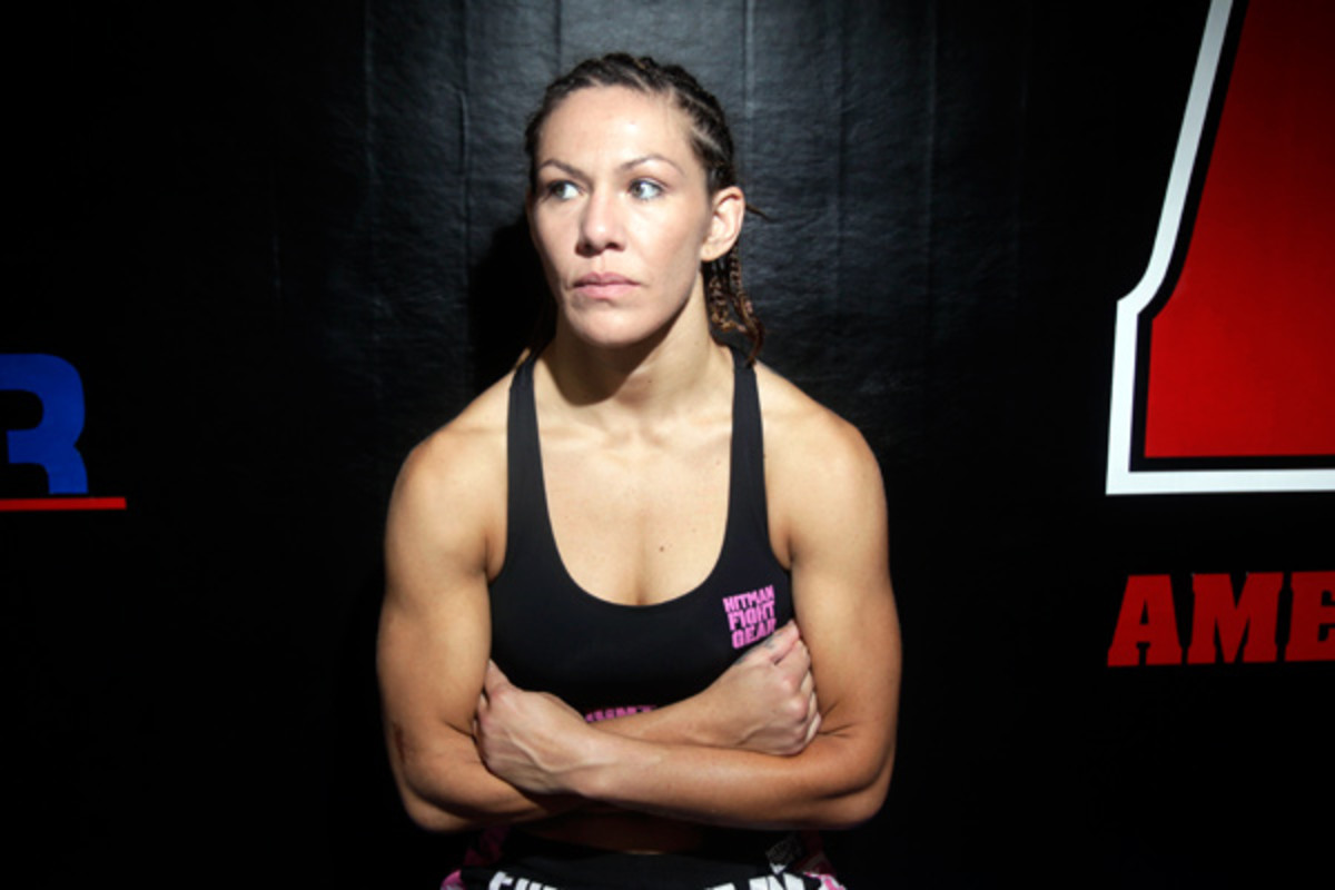 Having rejected an offer to join the UFC, Cris 'Cyborg' Santos makes her Invicta debut Apr. 5. (AP)