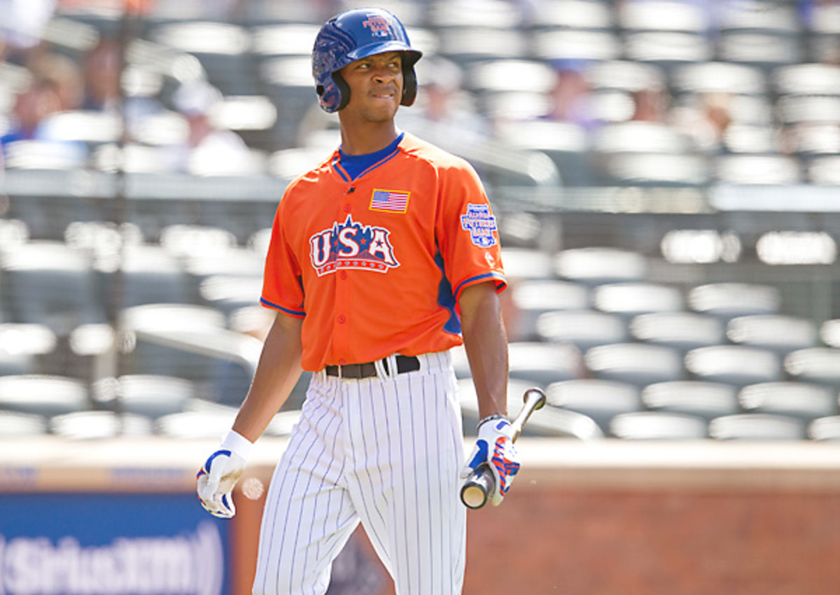 Twins prospect Byron Buxton may be the most likely to follow the long line of players who have moved on from the Arizona Fall League to become All-Stars.