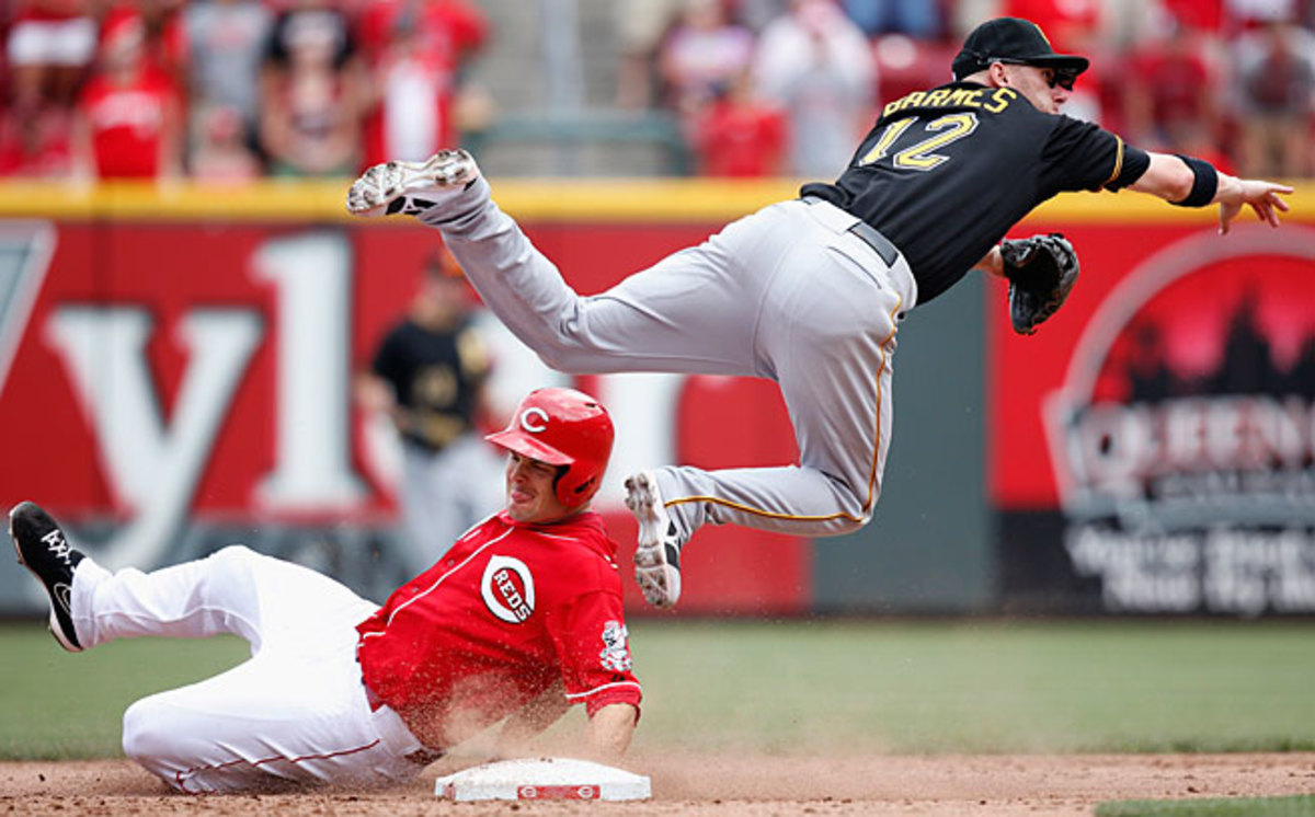 There are likely to be major playoff implicaitons when the Pirates and Reds collide on the season's final weekend.