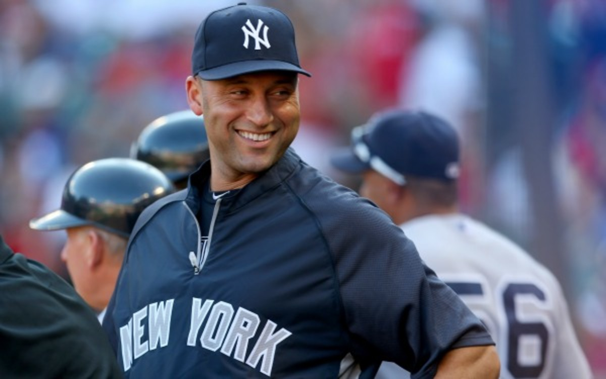 Derek Jeter is expected to return Sunday for his second game of the season. (Ronald Martinez/Getty Images)