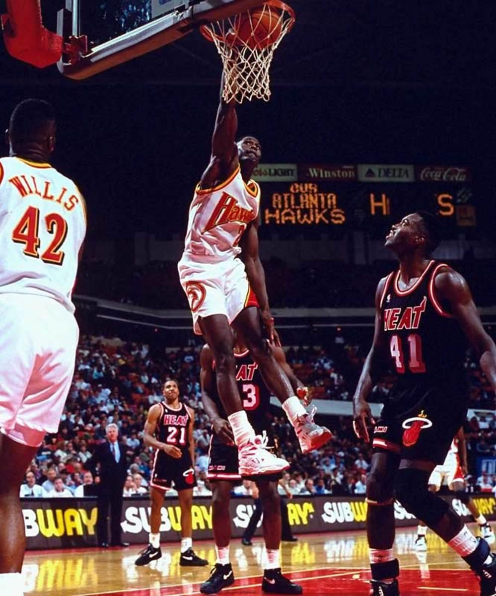 Atlanta Hawks: 14