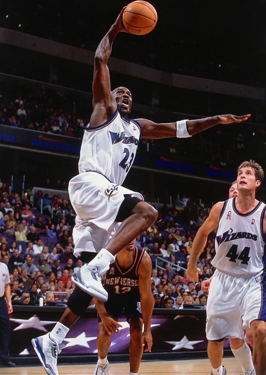 Washington Wizards: 9