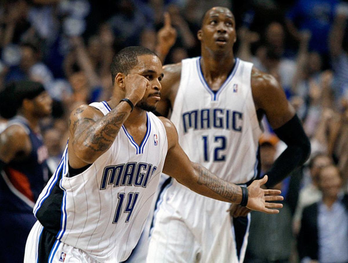Orlando Magic: 14