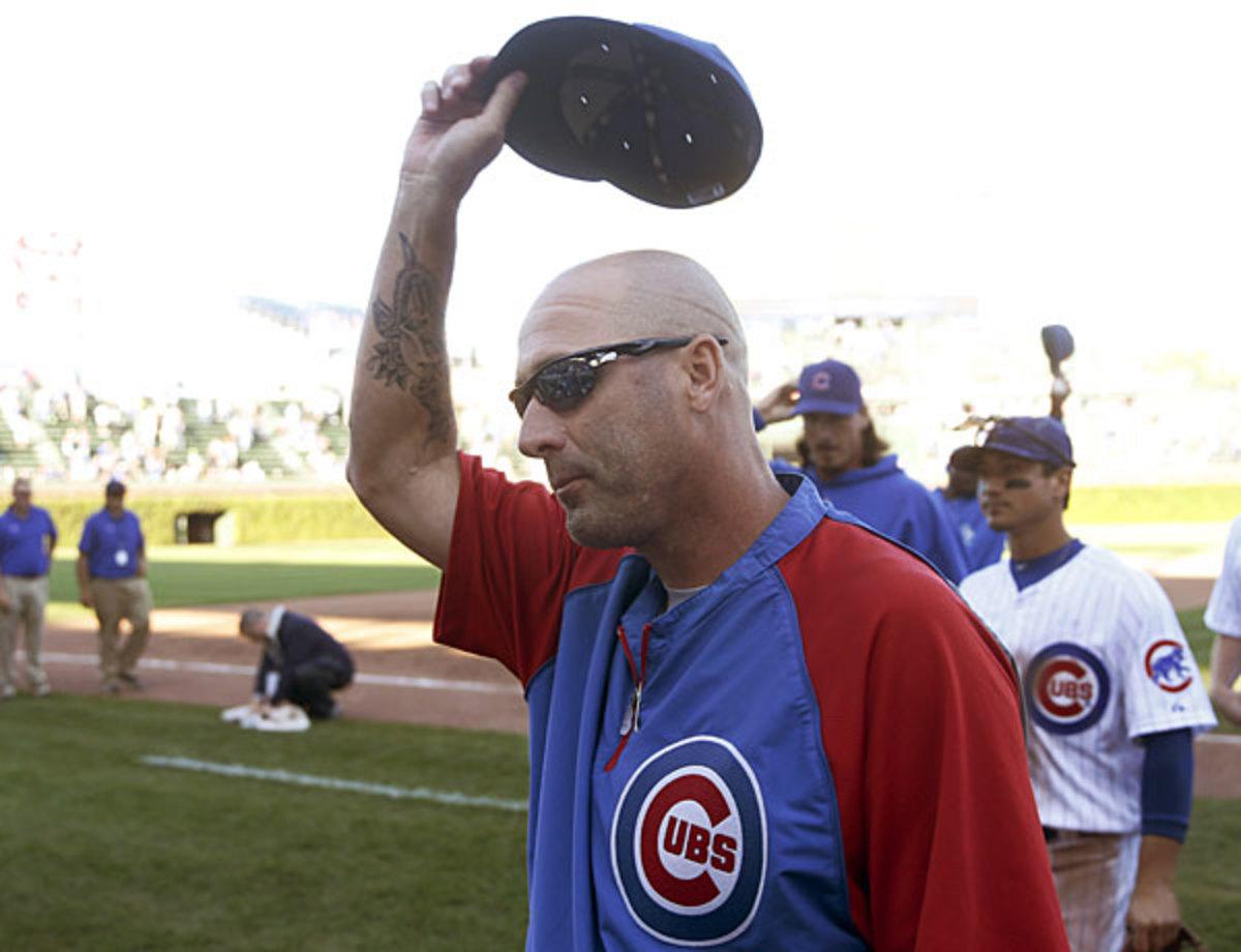 Dale Sveum, Cubs