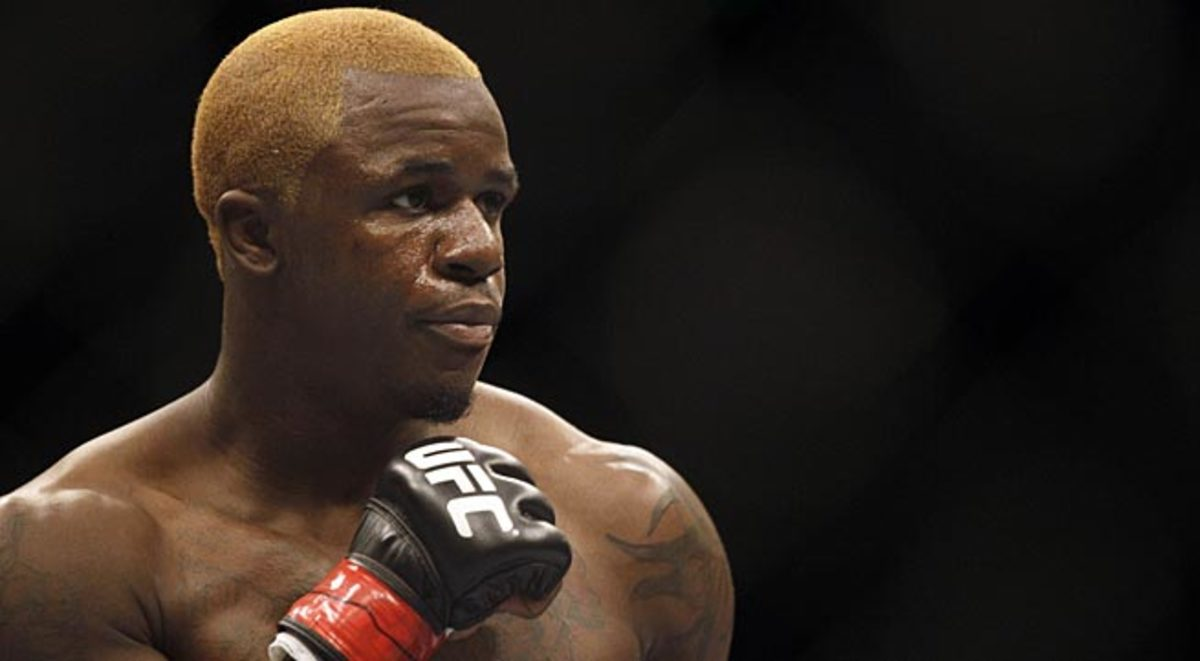Melvin Guillard faces two counts of aggravated battery and could spend six months in jail.