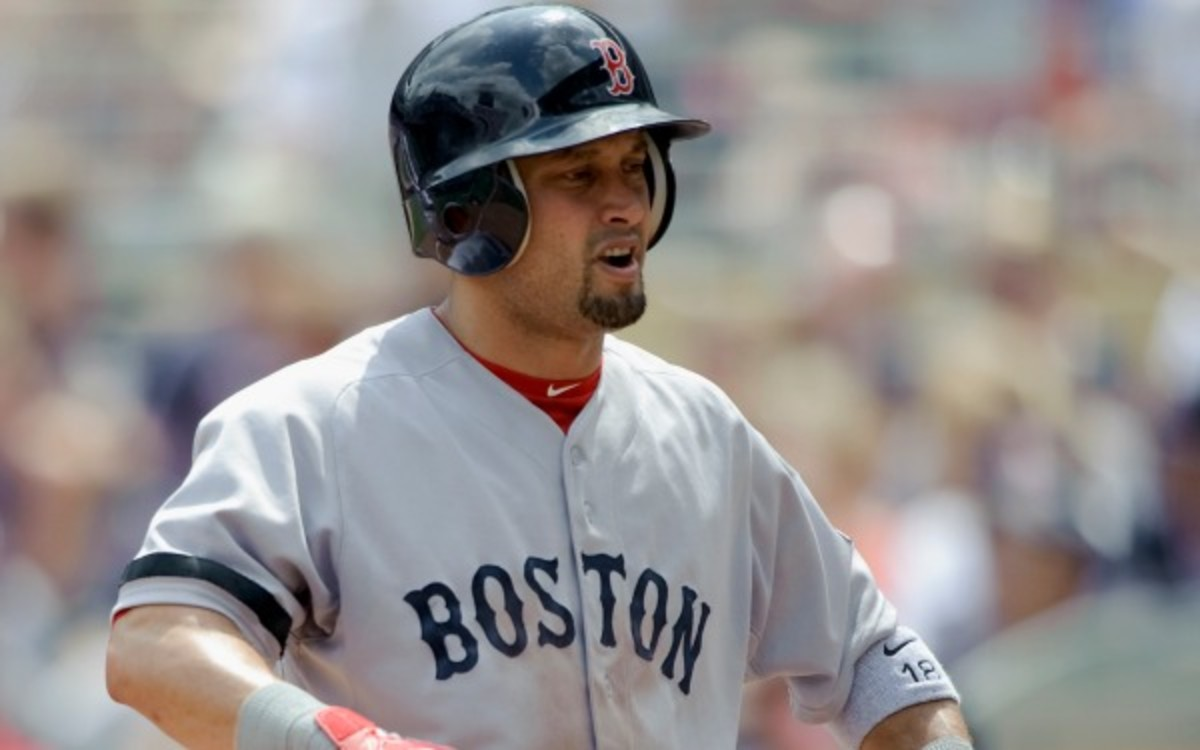 The Red Sox placed outfielder Shane Victorino on the DL. (Hannah Foslien/Getty Images)
