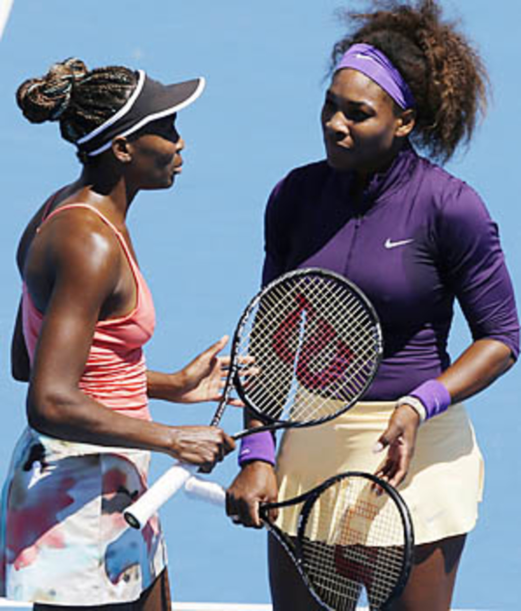 Venus and Serena Williams are not playing Indian Wells, a mandatory event, for the 12th straight year.