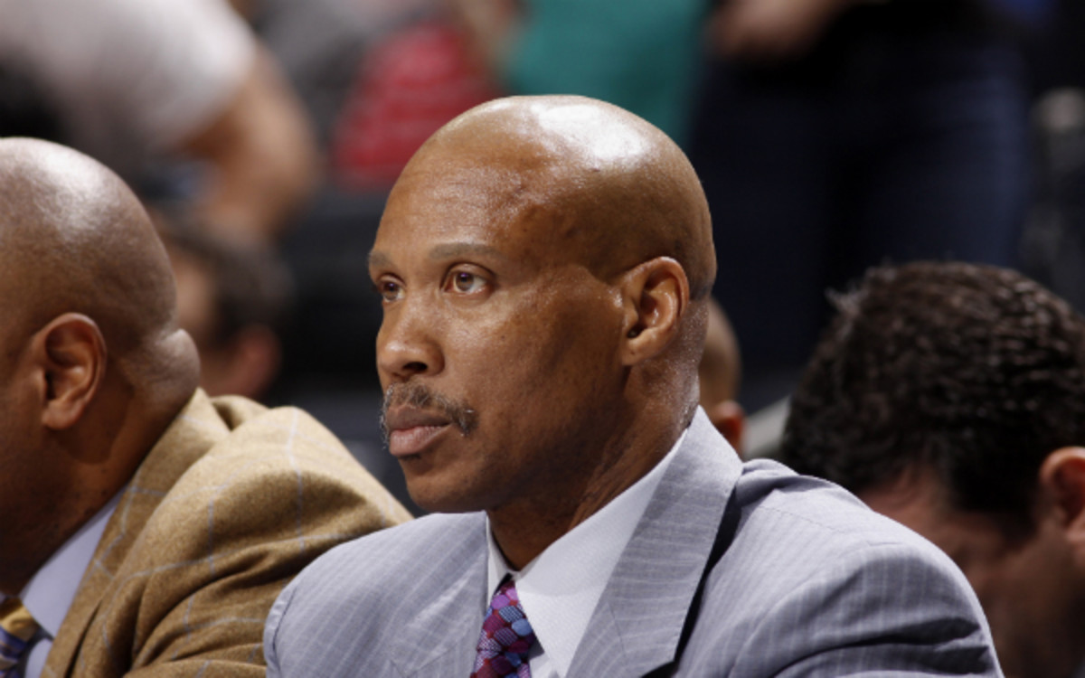 The Clippers and Byron Scott are talking about the team's vacant head coaching position. (Brock Williams-Smith/Getty Images)