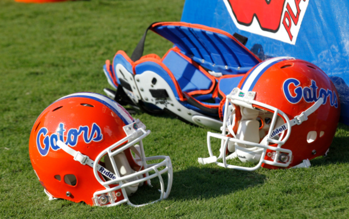 Florida let go of several members of its coaching staff after a disappointing 2013 season. (John Sommers II/Getty Images)