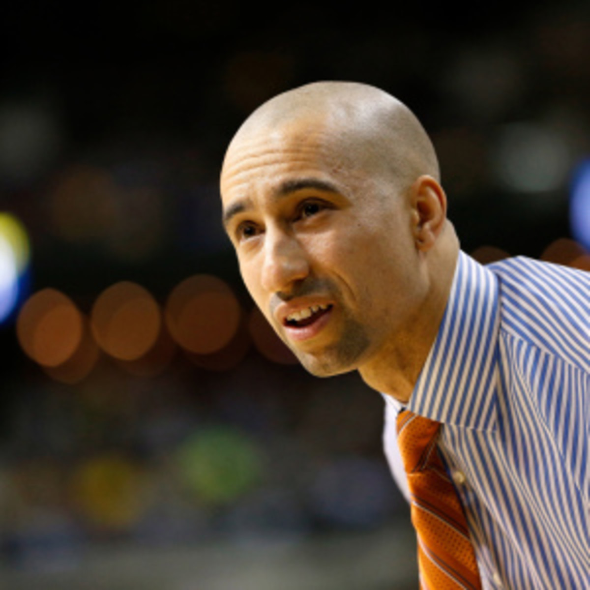 Shaka Smart is working on a restructured deal to remain at VCU. (Gregory Shamus/Getty Images)