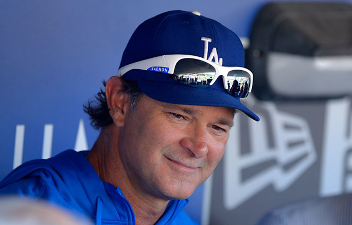 A son of Dodgers manager Don Mattingly will play college basketball at Lamar University this year.