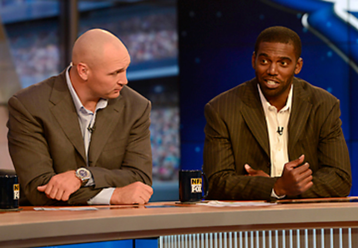 Newcomers Brian Urlacher and Randy Moss provide FOX with two future Hall of Famers.
