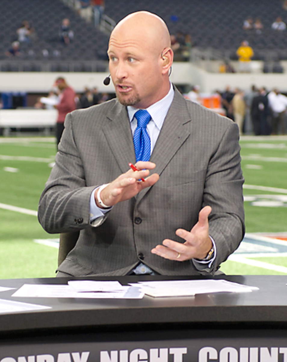 Expect to see more of Trent Dilfer this season.