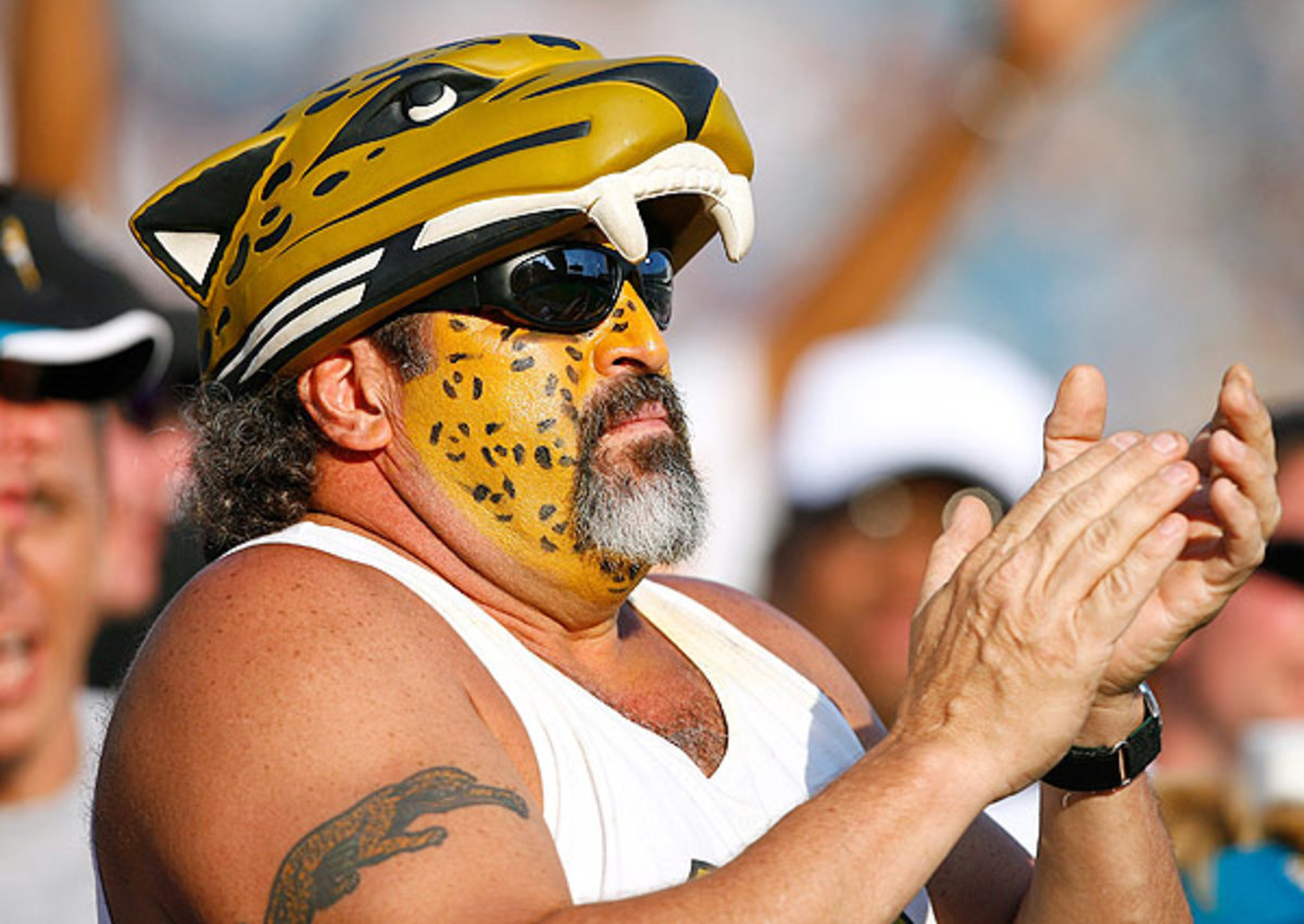 The Jaguars are coming a season in which they finished a franchise-worst 2-14.