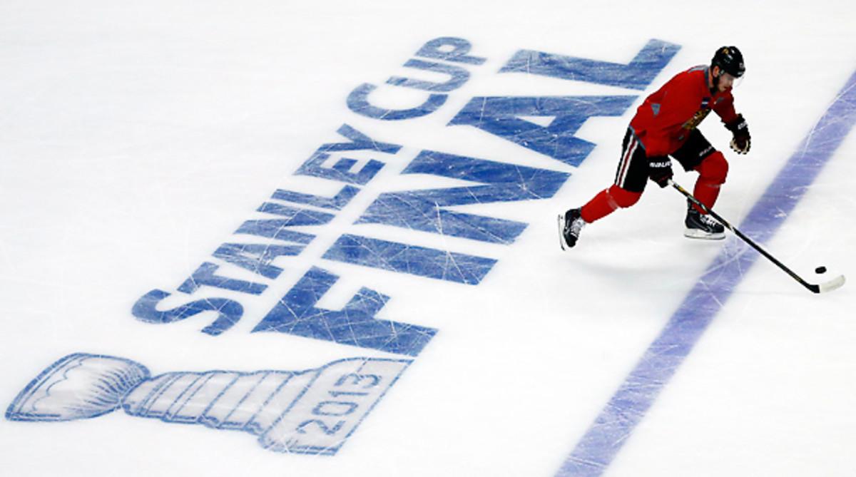 Stanley Cup Final Blackhawks Bruins