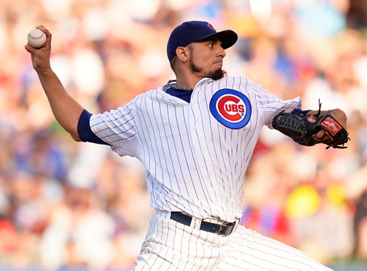 The Matt Garza sweepstakes are finally over after the Rangers pulled the trigger to acquire the starter. [Brian Kersey/Getty Images]