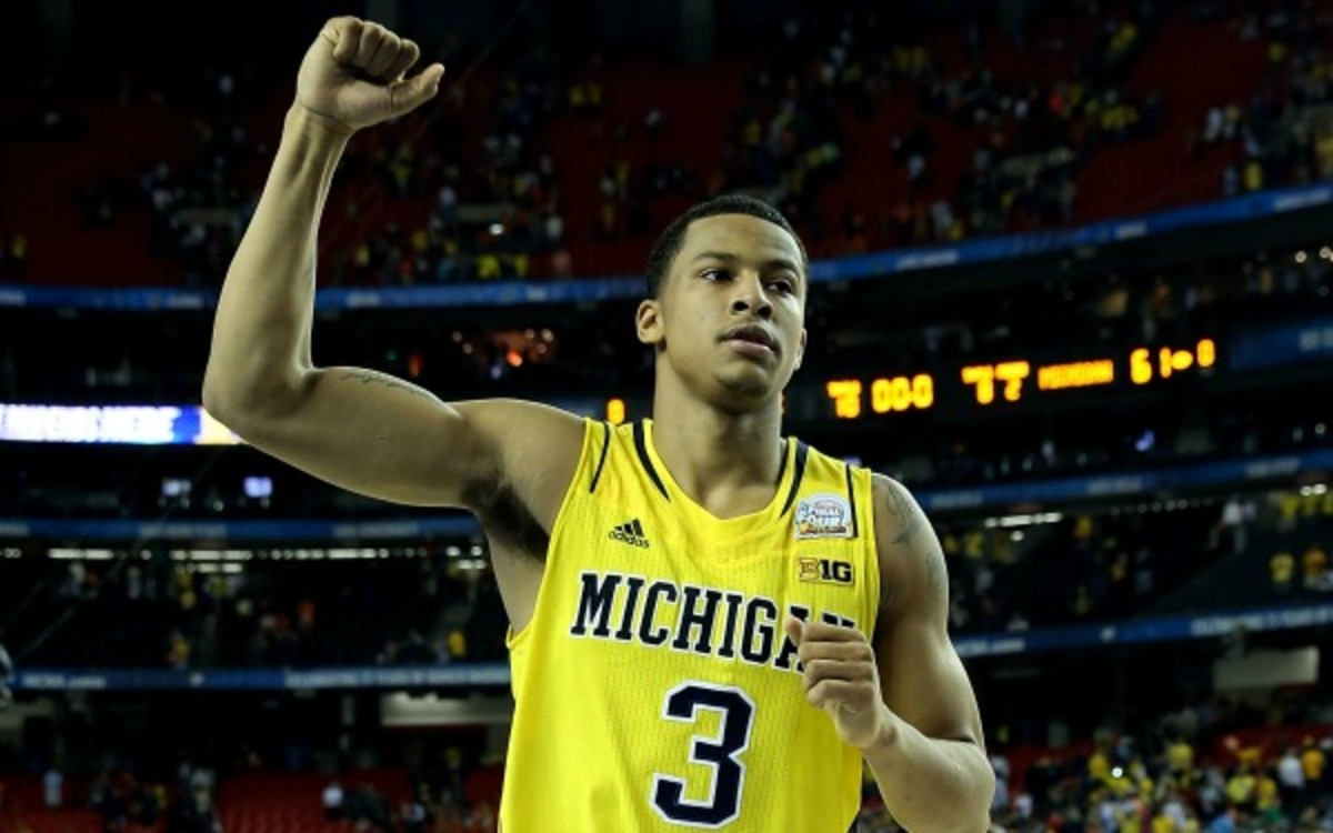 2013 ninth overall pick Trey Burke is expected to miss at least 4 weeks recovering from finger surgery. (Streeter Lecka/Getty Images)
