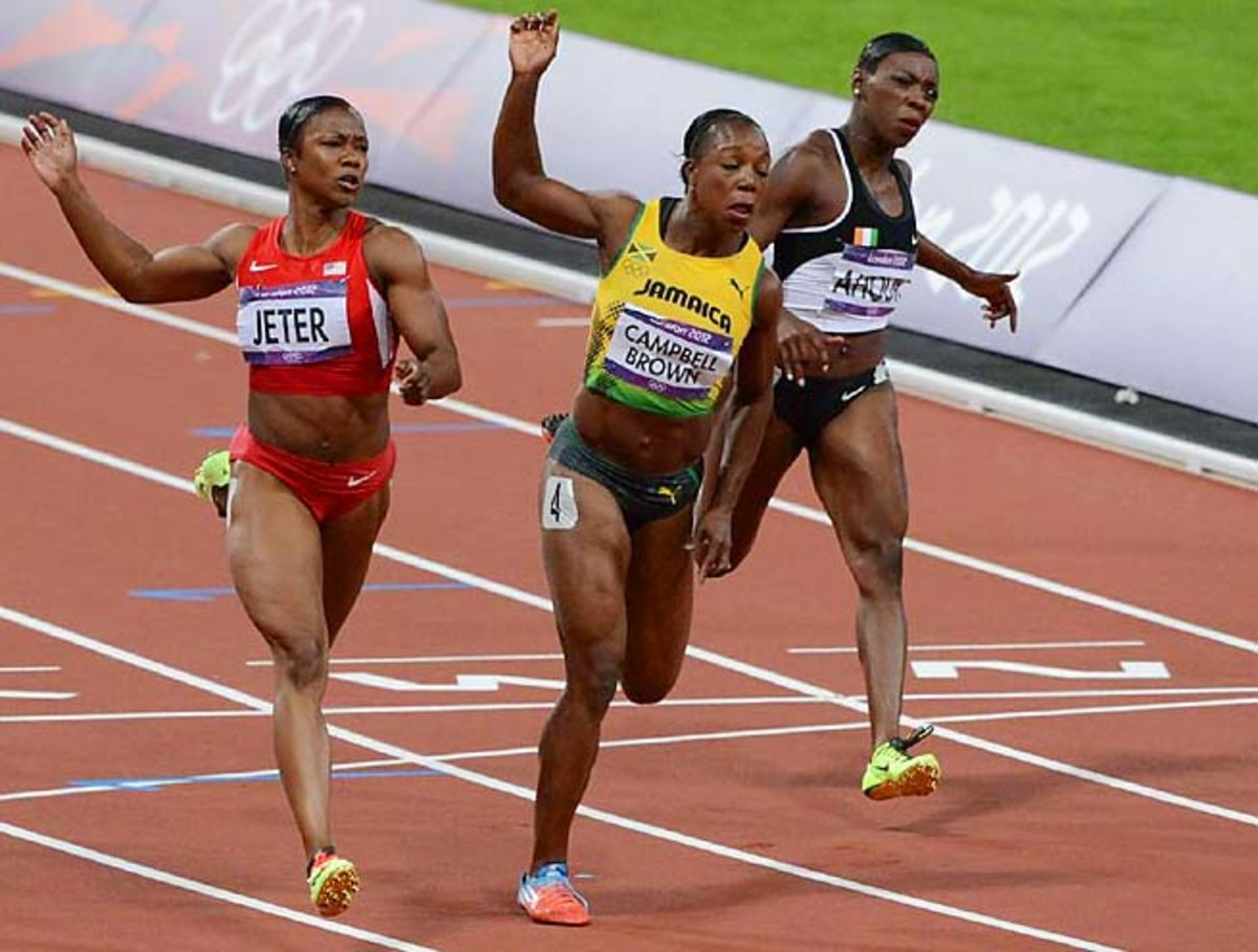 Veronica Campbell-Brown is the most decorated Jamaican Olympian with at least one gold medal.