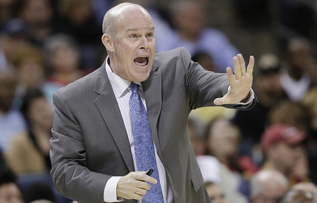 Steve Clifford will return to the Bobcats bench Monday after having two stents placed in his heart.